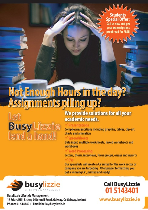 Reduce your stress levels with Busy Lizzie